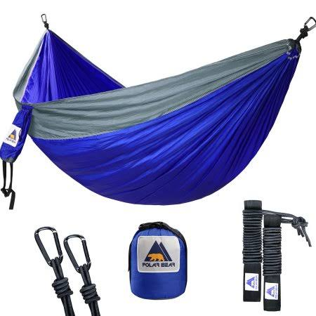 dresstells portable double camping hammock available at walmart and online for  22  father grandfather gift ideas  u2013 spartan ink  rh   spartanink org