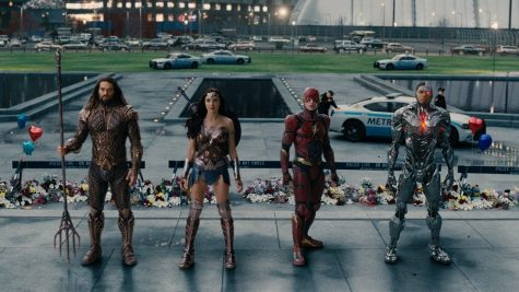 Movie Review: Justice League