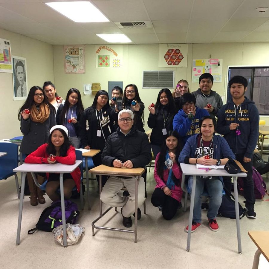 December 2016; Algebra 2/Trig (3rd Period)