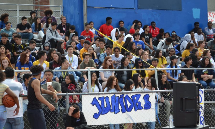PVHS All Sports Rally