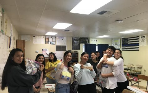 PVHS working to help the homeless!