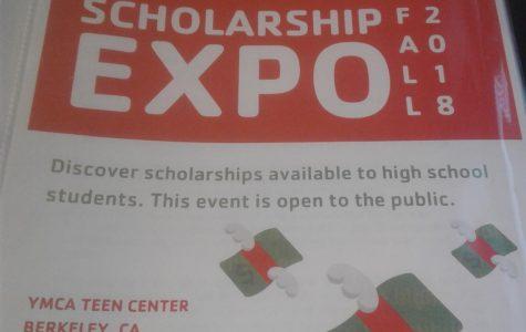 Scholarship Expo Fall 2018