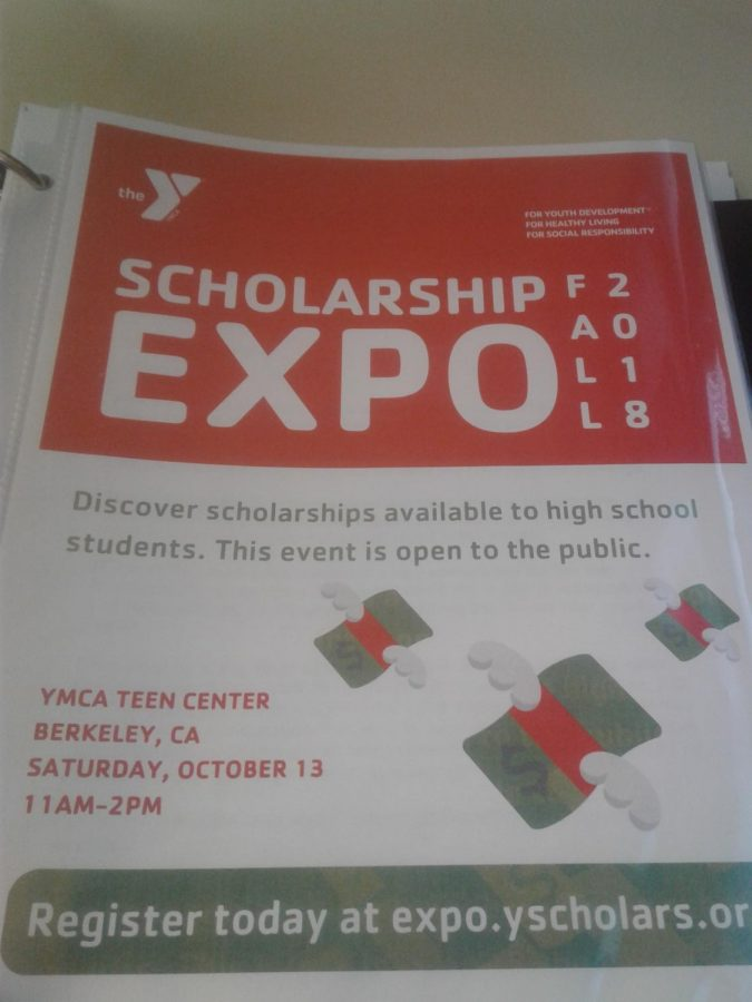 Scholarship+Expo+Fall+2018