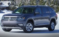 The New Volkswagen Atlas