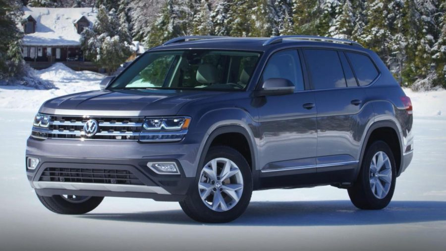 The New VW Atlas