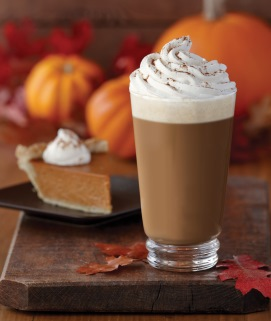 Pumpkin Spice Latte (pie not included)