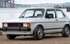 Used Car Review: The 1984 Volkswagen Rabbit GTI