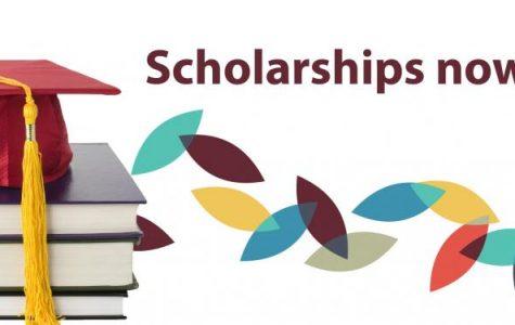 2nd Week of December Scholarships