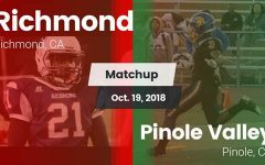 Spartans Football dominates the Richmond Oilers