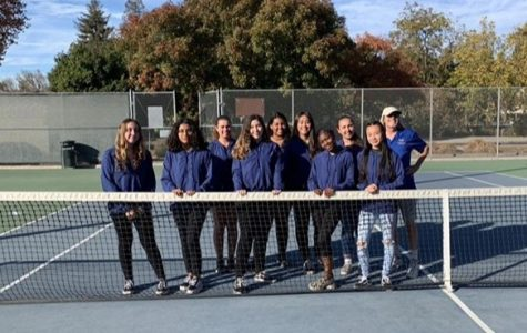 Tennis at Pinole Valley