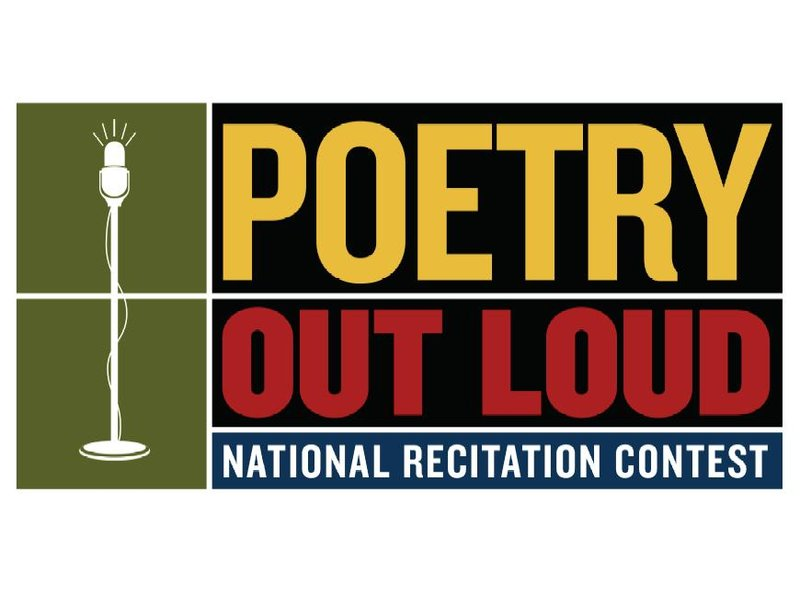 Poetry Out Loud is a national poetry recitation contest sponsored by the National Endowment for the Arts. School winners compete at the country level, county winners at the state level, and the state winners at the National Finals in Washington, DC.