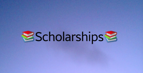 Scholarships!  1st Week of October