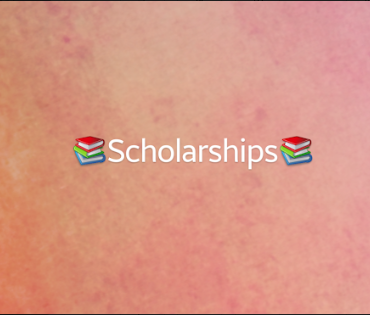 Scholarships! 4th Week of September