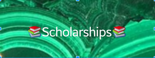 This week's scholarship opportunities for Pinole Valley High School students.
