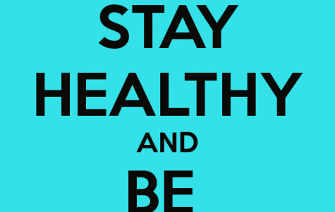 Stay Healthy, Spartans!