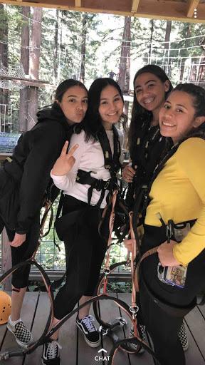 Hope Bonillas, Laila Hanan, Maliyah-Denay Hart, and Marissa Bonilla.