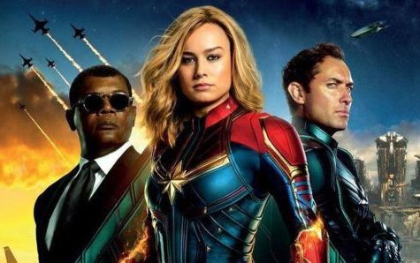 Captain Marvel, which is currently in theaters,  features Marvel's first solo female superhero.