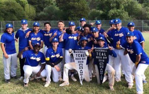 Baseball TCAL Champions!