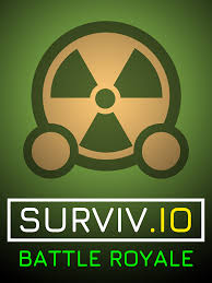 surviv.io should be unblocked on campus for students to enjoy during their time.