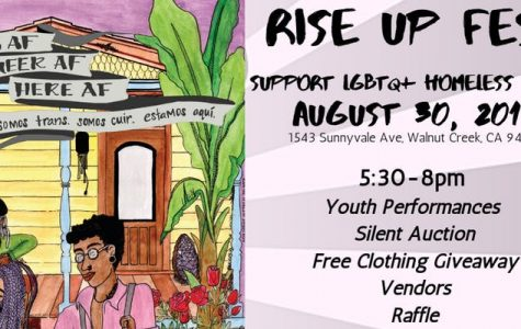 Mx. East Bay Drag and Mx. Retrograde perform at Rise Up Fest!