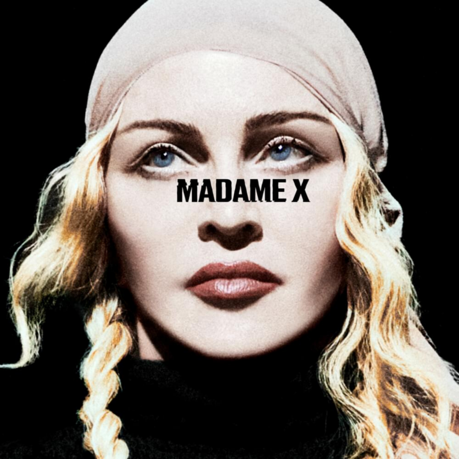 The deluxe edition cover of 'Madame X'.