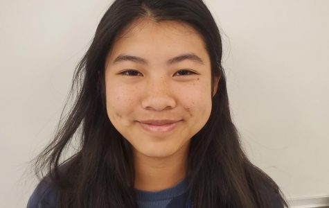 Angelina Vuong, Pinole Valley High School's own engineering challenge champion!