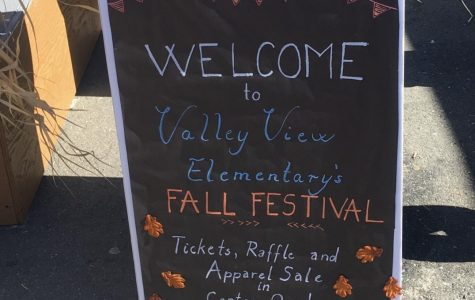 Fall Festival at Valley View Elementary!