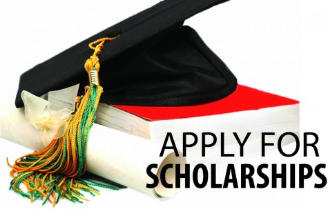 Scholarships! 4th Week of October