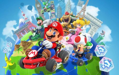 Mario Kart Tour is the third installment of Nintendo's IOS and Android Mario character game franchise.