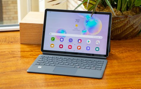 This is the galaxy tab s6