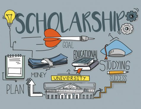 Scholarships! 2nd Week of of October
