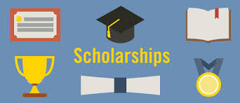 Scholarships! 1st Week of November