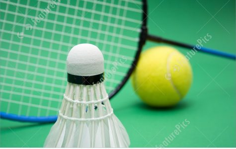 Badminton is an important sport at Pinole Valley High School. Many outstanding student athletes are on the team.