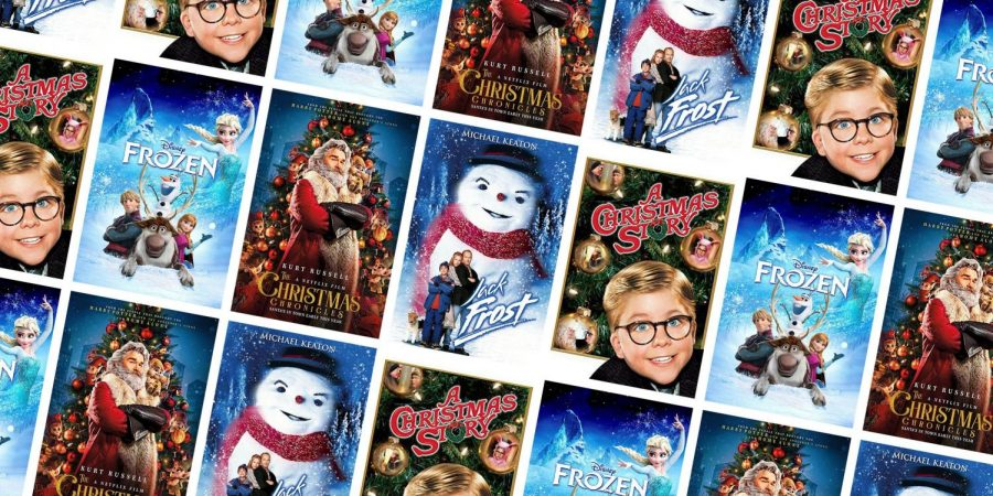 Christmas Movies to get you in the mood