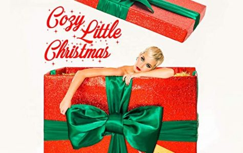 """Katy Perry's """"Cozy Little Christmas"""" is a holiday treat"""