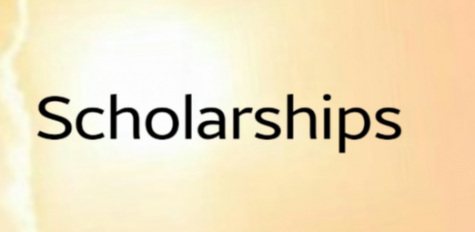Scholarships! 3rd Week of December