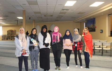 Muslim Student Association Visits a Mosque