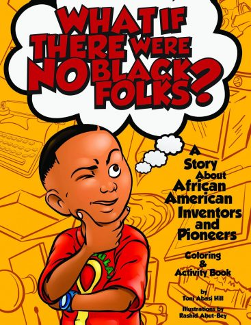 The cover of What If There Were No Black Folks? by Toni Abasi Hill