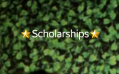 Scholarships! 2nd Week of Febraury