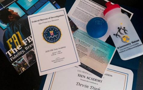 A Day at The FBI Teen Academy