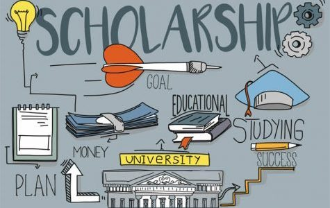 Scholarships! 2nd Week of March