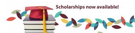 Scholarships! 4th Week ofApril
