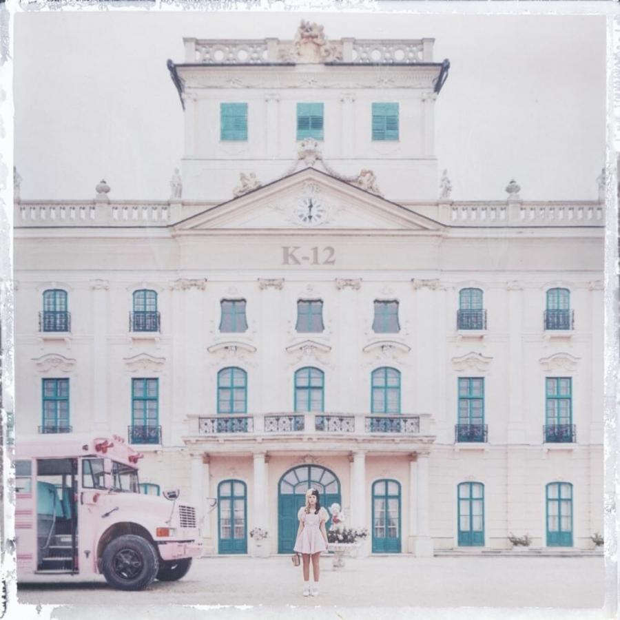 The cover of Melanie Martinez's second studio album, 'K-12'.