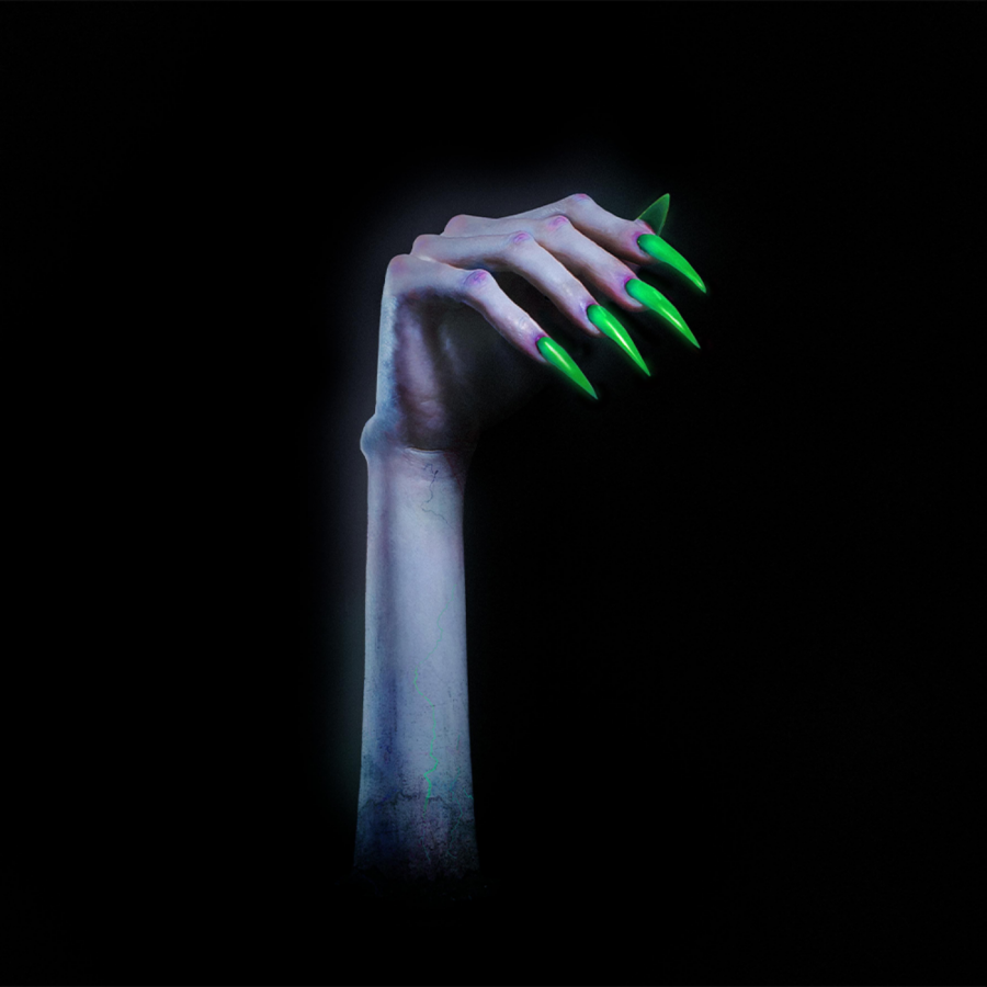 The cover of Kim Petras' second studio album, 'TURN OFF THE LIGHT'.