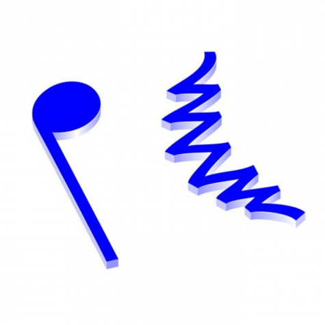 "The PC Music logo. In this case, ""PC"" stands for computer."