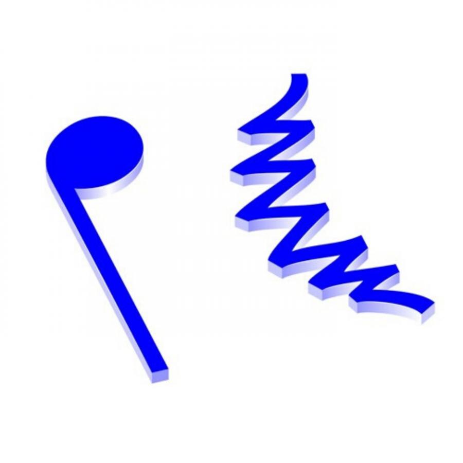 The PC Music logo.