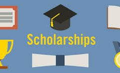 Scholarships! 1st Week of May