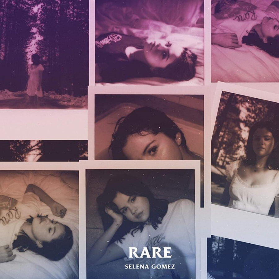 The Target exclusive edition cover of 'Rare'.