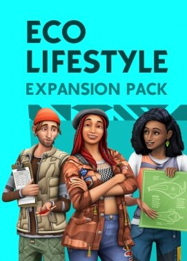 The Sims™ 4 Eco Lifestyle Expansion Pack Coming Soon