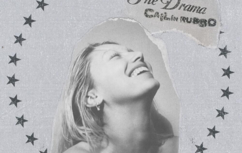 The cover of Cailin Russo's second extended play, 'The Drama'.